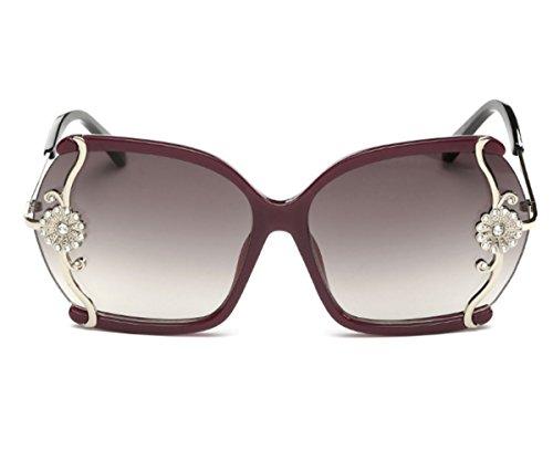 Heartisan Vintage Embedded Crystal Camellia Oversized Frame Women Sunglasse C4 - 1980's Costumes Ebay