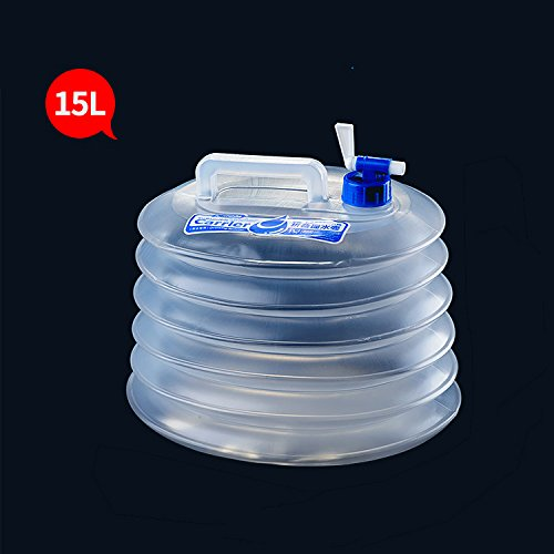 5 gallon collapsable water jug - 4