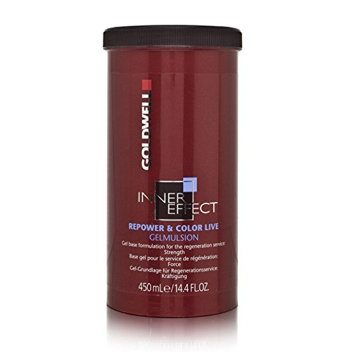 Goldwell Inner Effect Repower & Color Live Gelmulsion