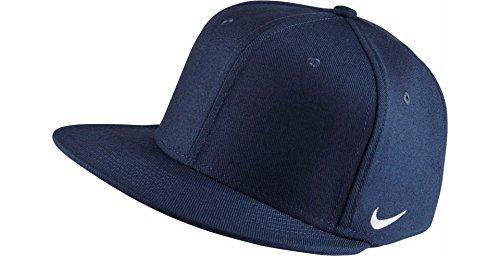 Navy Swoosh Flex Hat - 6