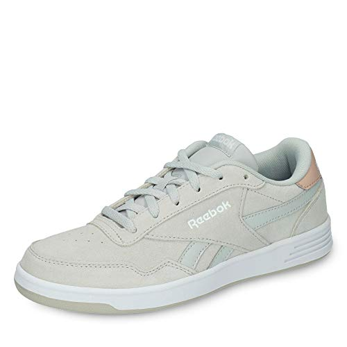 Tennis Donna Grey Reebok Da Royal 000 T Scarpe Techque bare white Multicolore skull Beige aRqXH
