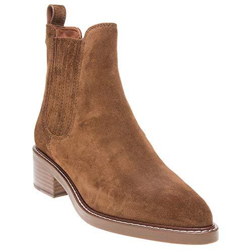 Coach Coach Boots Boots Tan Bowery Tan Cognac Cognac Bowery qIwwzO