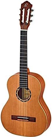 Ortega R122L-3/4 - Guitarra de concierto de 3/4 (acabado brillante ...