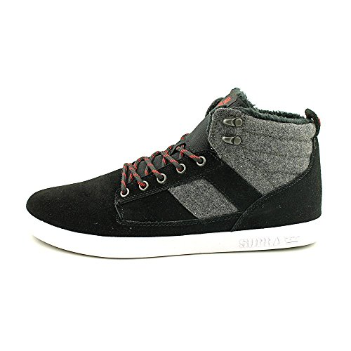 White Bandit Grey Supra 7 Black Size Skate Shoes 5 Y4wxFR