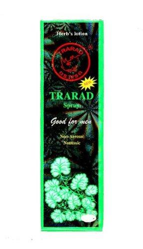 Les lotions à base de plantes Trarad Aide à retarder l'éjaculation Prolongez