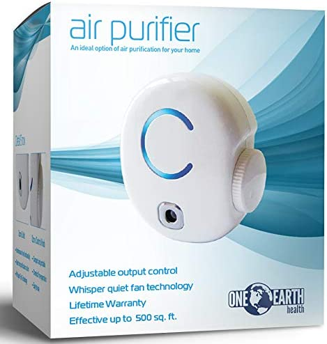 One Earth Health - Purificador de aire generador de ozono para ...