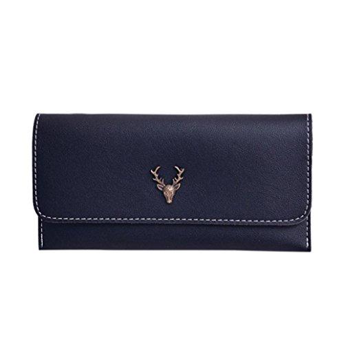 New Wallet AfterSo Hot sale Women Girls Wristlets Cash Card Case Purse Clutch Handbag Totes Bag (7.87