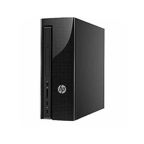 HP Slimline 260 Desktop PC, Intel Core i3-6100T Dual-Core Processor, 8GB RAM, 1TB 7200RPM HDD, DVD+/-RW, WiFi, Bluetooth, HDMI, VGA, Intel HD Graphics 530, Windows 10