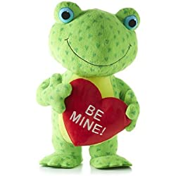 Hallmark Hearts a Hoppin Frog with Sound and Motion Interactive