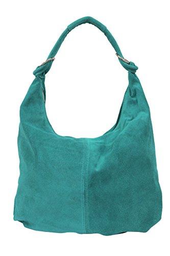 Moda à Large Turquoise l'épaule porter XX Sac pour AMBRA à femme da4Iwaxq
