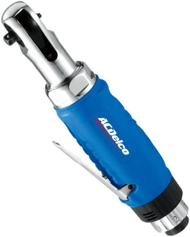 """ACDelco ANW203 1/4"""" Ratchet Wrench Pneumatic Tool, 30 ft-lbs"""