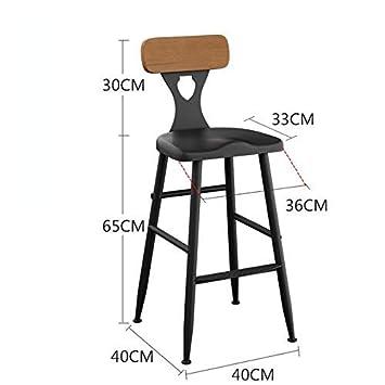 Bar En De Forgé Tabouret Chair Solide Ryz Chaisestabourets , Fer IY6fg7yvb