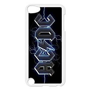 AC/DC-ACDC Black Ice ROCK BAND MUSIC SERISE PROTECTIVE CASES FOR Ipod Touch 5 LHSB9669916