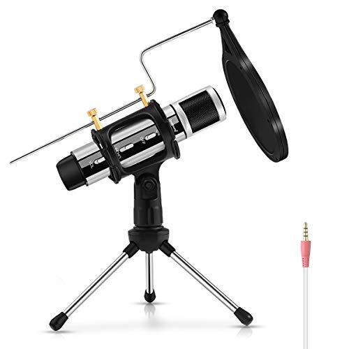 Studio Microphone ZealSound Condenser