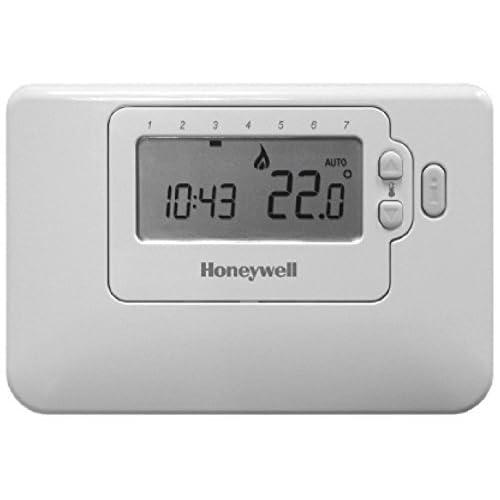 Honeywell CMT707A1003 Cronotermostato CM707, 0 W, 0 V, Blanco, 160 X 114
