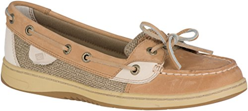 Sperry Top-Sider Women's Angelfish,Linen/Oat,8.5 M US