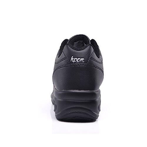 Noir Sport Fitness Chaussure Outdoor Basses Baskets Gym De Sneakers Running Femme Tqgold qUXAPwg7x