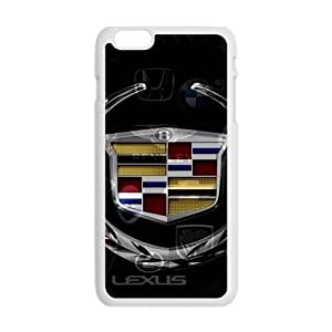 Happy Cadillac Lexus Bentley sign fashion cell phone case for iPhone 6 plus 6
