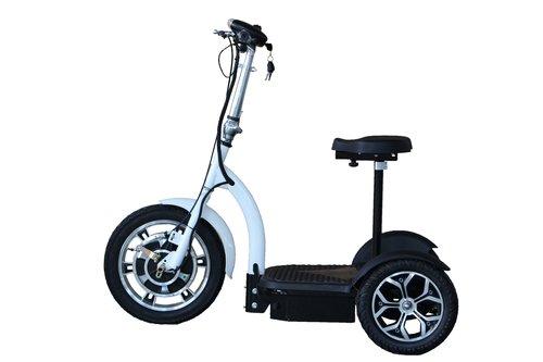 Amazon.com: Electric Tres Rueda Scooter. Funciona con ...
