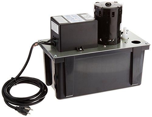 안전 스위치, 1 18 HP, 115V, 270 GPH가있는 거대 VCL-24ULS 자..