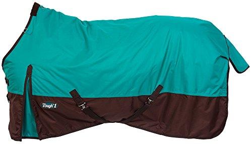 (Tough-1 600 Denier Turnout Blanket 75In Turquoise)