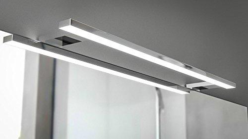 LAMPADA 80cm 9.6W luce a LED applique faretto specchio arredo bagno ...