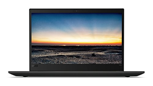Lenovo ThinkPad P52s i7 15.6 inch IPS SSD Quadro Black