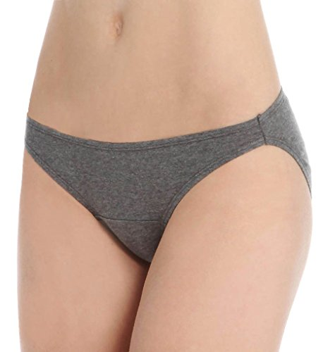 Organic+cotton+underwear Products : Cottonique Organic Cotton Bikini Brief Panty - 2 Pack (W22206)