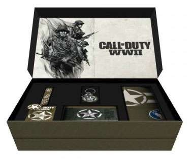 Price comparison product image Call of Duty: WWII Gift Box Set