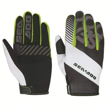 Attitude Integral Gloves Ideal for Windsurfing, Kitesurfing, Wakeboarding, Waterbikes with Spandex Reinforcements…