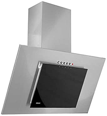 Gentil AKPO Nero Eco Inox 60 Cm Kamin Dunstabzugshaube Küche Abluftventilator