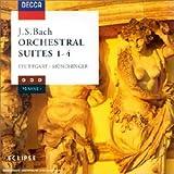 Suites pour orchestre Nos 1 à 4