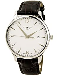 T-Classic Tissot Tradition Silver Dial Mens watch #T063.610.16.037.00