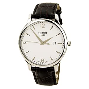 Tissot T-Classic Tissot Tradition Silver Dial Men's watch #T063.610.16