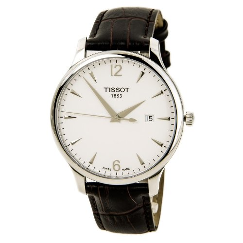 Tissot T Classic Tradition Silver T063 610 16 037 00 product image