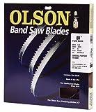 Olson Saw FB10080DB 3/16 by 0.025 by 80-Inch HEFB Band 10 TPI Regular Saw Blade