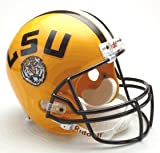Riddell NCAA LSU Tigers Deluxe Replica Football Helmet