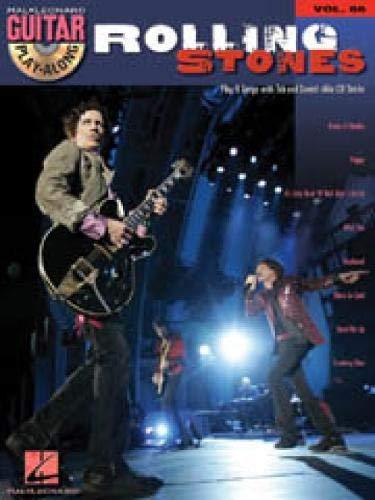 - Rolling Stones: Guitar Play-Along Volume 66 (Hal Leonard Guitar Play-Along)