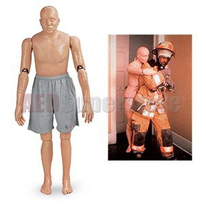 Rescue Randy Manikin - Simulaids Rescue Randy Manikin (185 lbs Weighted) - 1480