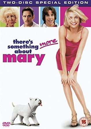 There S Something About Mary Special Edition 2 Discs Dvd 1998 Amazon Co Uk Ben Stiller Cameron Diaz Matt Dillon Lee Evans Chris Elliott Lin Shaye Jeffrey Tambor Markie Post Keith David W Earl
