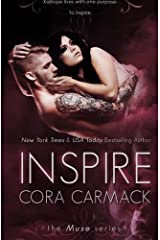 Inspire (The Muse) (Volume 1) Paperback