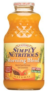 R.W. Knudsen Simply Nutritious Morning Blend Juice 32 oz