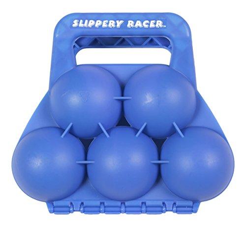 Slippery Racer 5 in 1 Snowball Maker, Blue