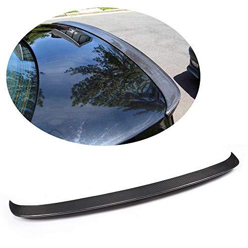 - MCARCAR KIT Trunk Spoiler fits BMW 5 Series E60 Sedan 2004-2010 Carbon Fiber CF 520i 523i 525i 528i 530i 535i 540i 545i 550i M Sport M5 Car Rear Boot Lid Highkick Spoiler Wing Lip