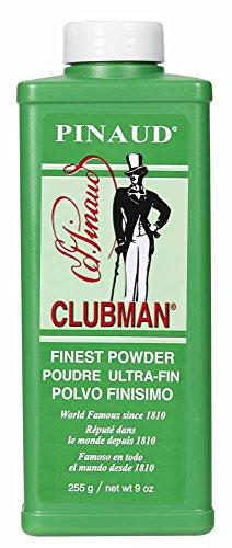 Clubman White Powder, 9 oz