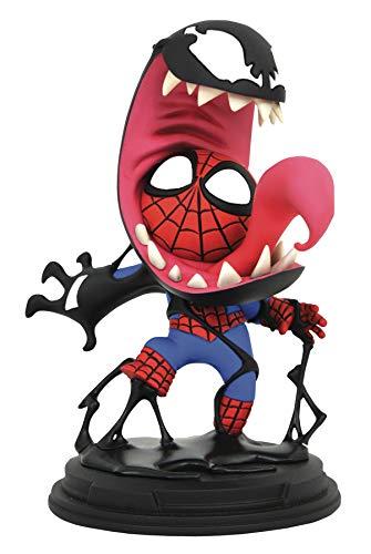 DIAMOND SELECT TOYS Marvel Animated Venom & Spider-Man Statue