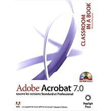 Acrobat 7.0 (adobe)     +cdrom classroom in a book
