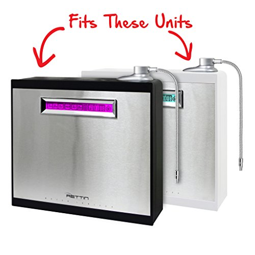 Tyent Ultra Filter Set: MMP (fits 7, 9 or 11 plate countertop water ionizers) Authentic by Tyent USA