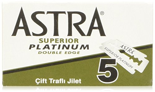 Astra Platinum Double Safety Blades product image