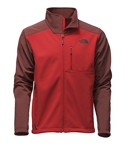 The North Face Men's Apex Bionic 2 Jacket Cardinal Red/Sequoia Red XXL by The North Face